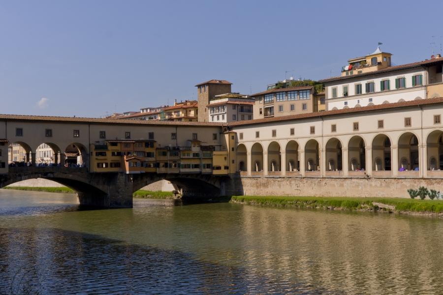 Corredor de Vasari