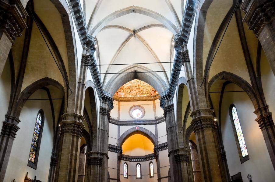 Interior de Santa Maria del Fiore