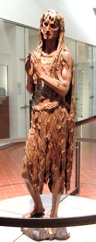 Magdalena de Donatello