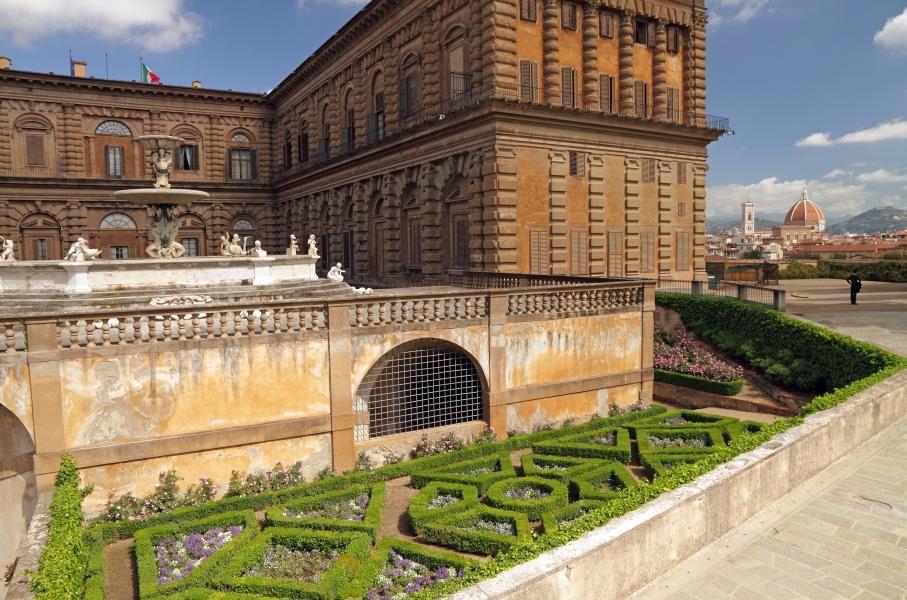Palacio Pitti