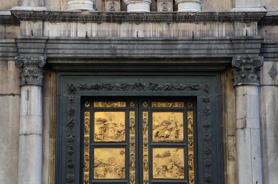 Puerta del Paraíso de Baptisterio de San Giovanni