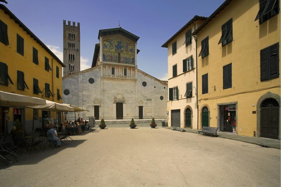 Iglesia de San Frediano