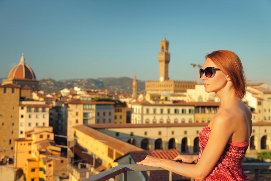 Tour privado por Florencia a pie
