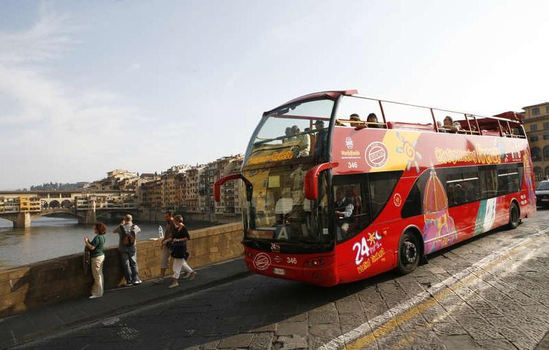 Autobús de Florencia