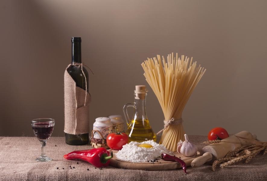 Clase de cocina toscana y cena