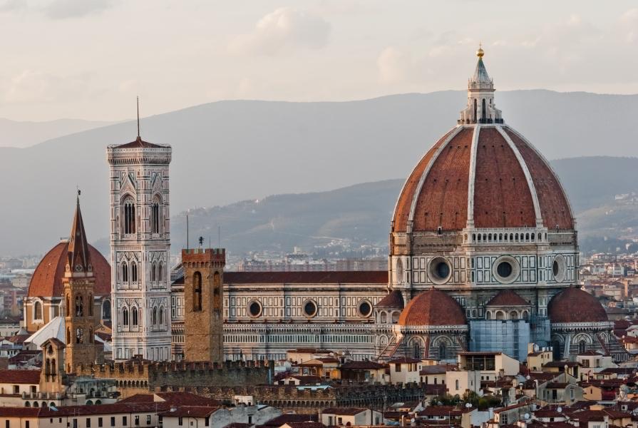 FLORENCIA  Estacin de tren Santa Mara Novella  Mapa Florencia