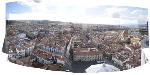 Florencia desde el campanario 2