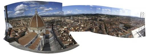 Florencia desde el campanario 3
