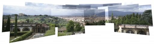 Florencia desde el cementerio