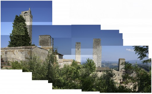 San Gimigniano – Torres Medievales