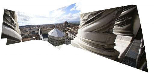 Baptisterio San Giovanni – Desde el campanarioo de Ghiotto – Florencia 2