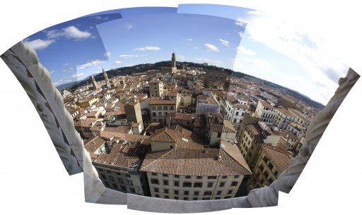 Florencia desde el campanario
