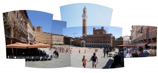 Piaza dei Palio – Sienna – Torre del Mangia – Palacio Público