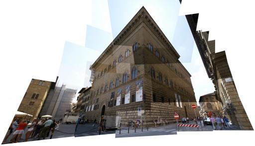 Palacio Strozzi – Florencia