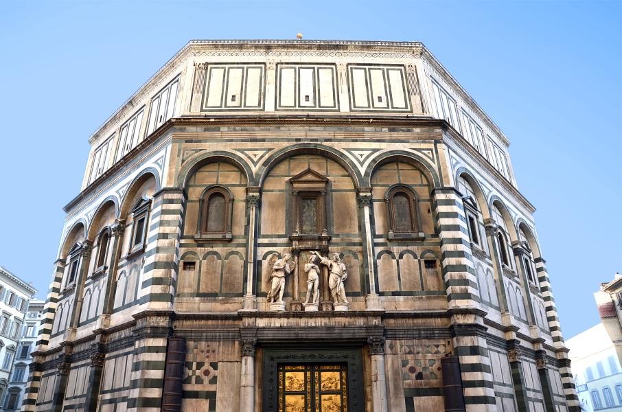 Baptisterio de San Giovanni