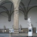 Situación de la Logia dei Lanzi
